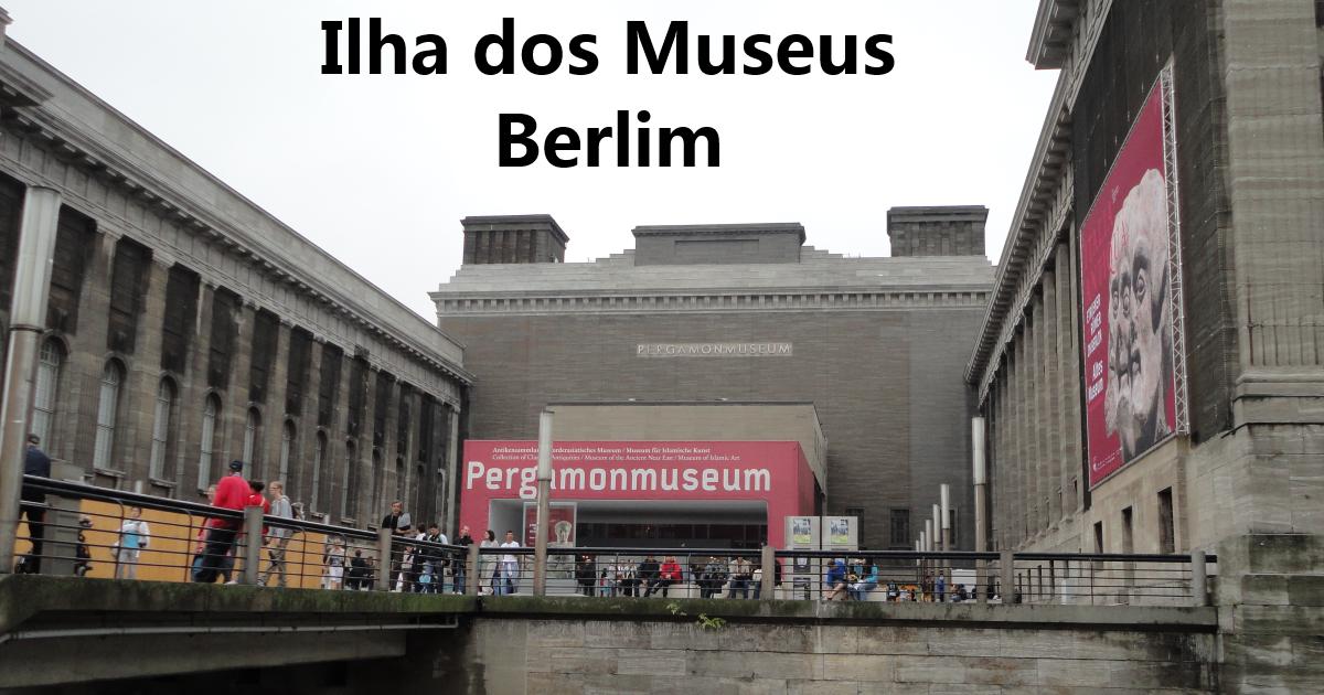 berlim - ilha dos museus