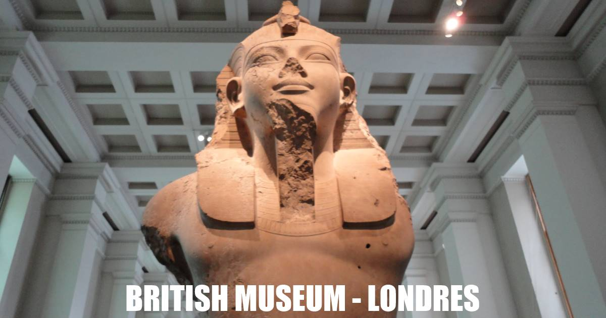 londres - british museum