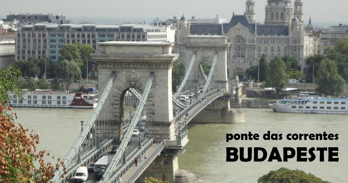 budapeste - pontes