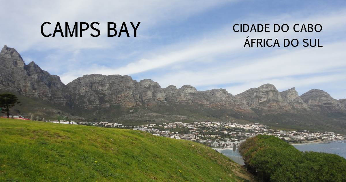 cidade do cabo - camps bay