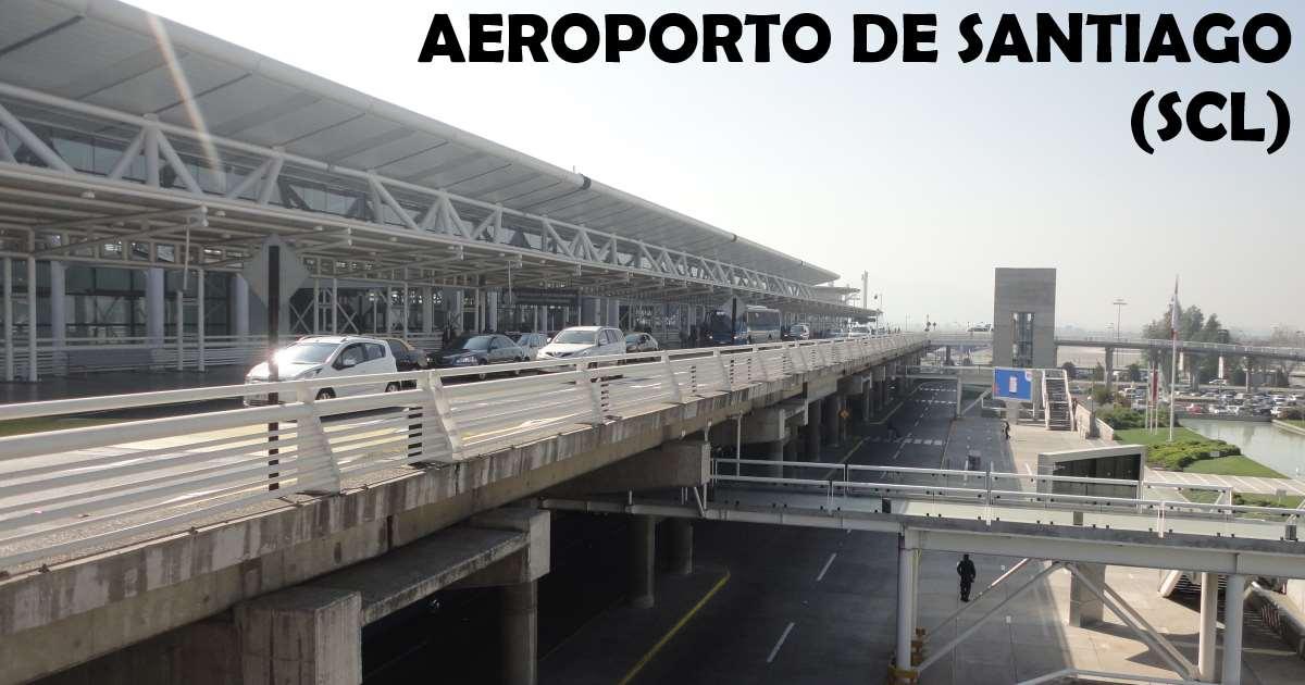santiago - aeroporto