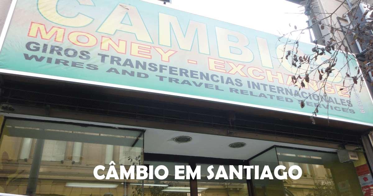 santiago - cambio