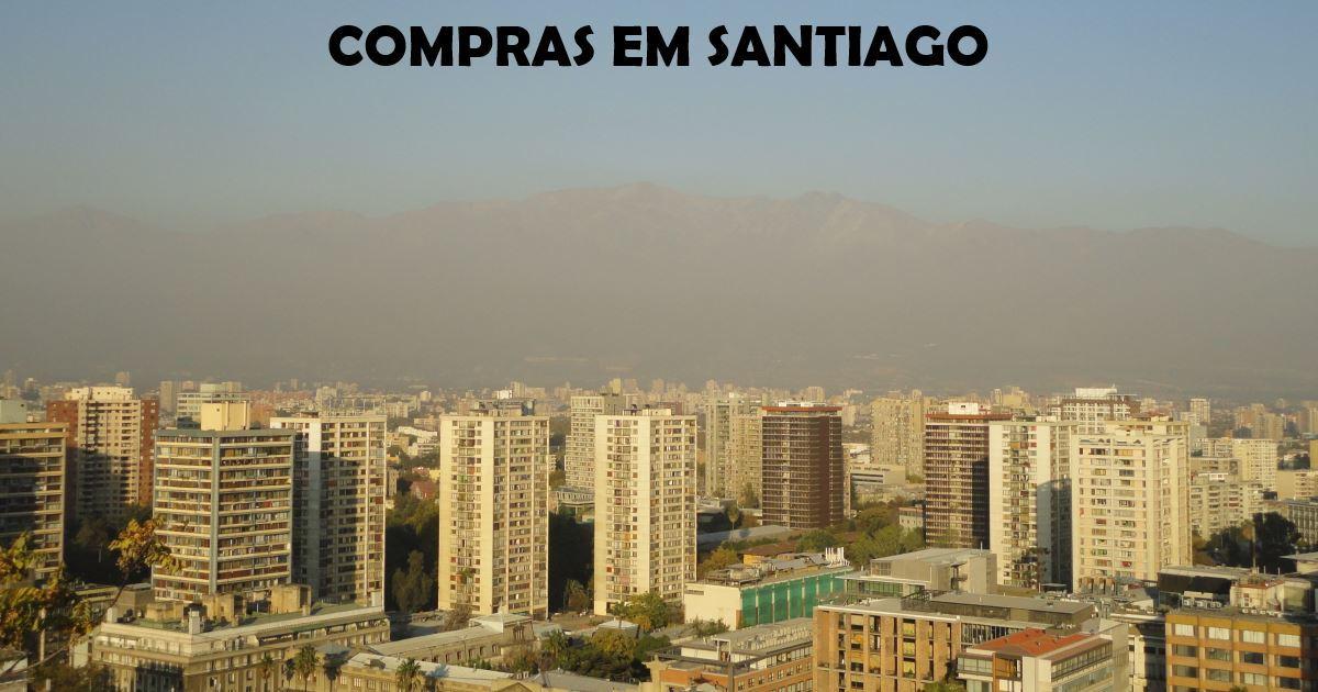 santiago - compras