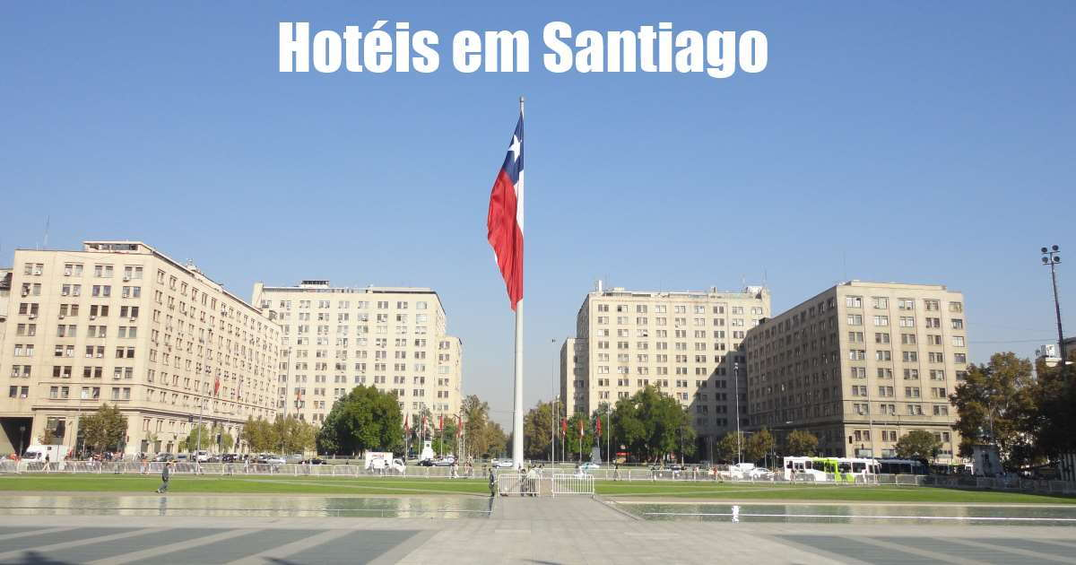 santiago - hoteis