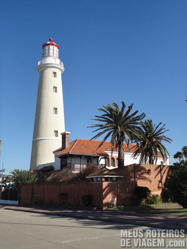 Farol de Punta del Este - Punta del Este, Uruguai