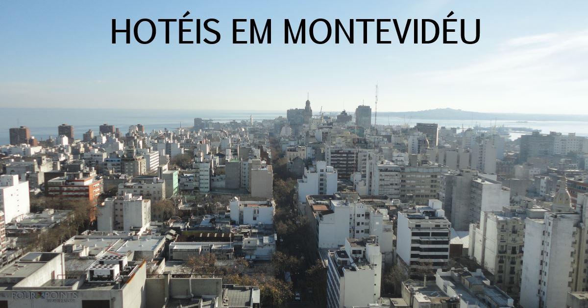 montevideu - hoteis