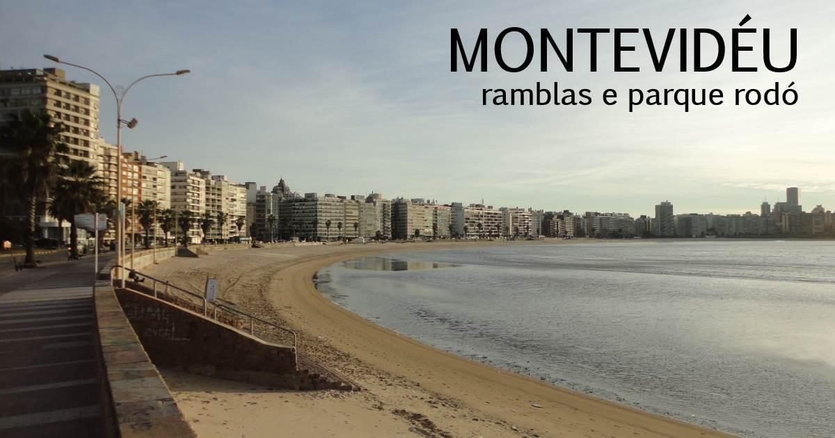 montevideu - ramblas
