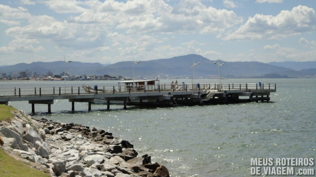 Trapiche da Av. Beira-Mar Norte