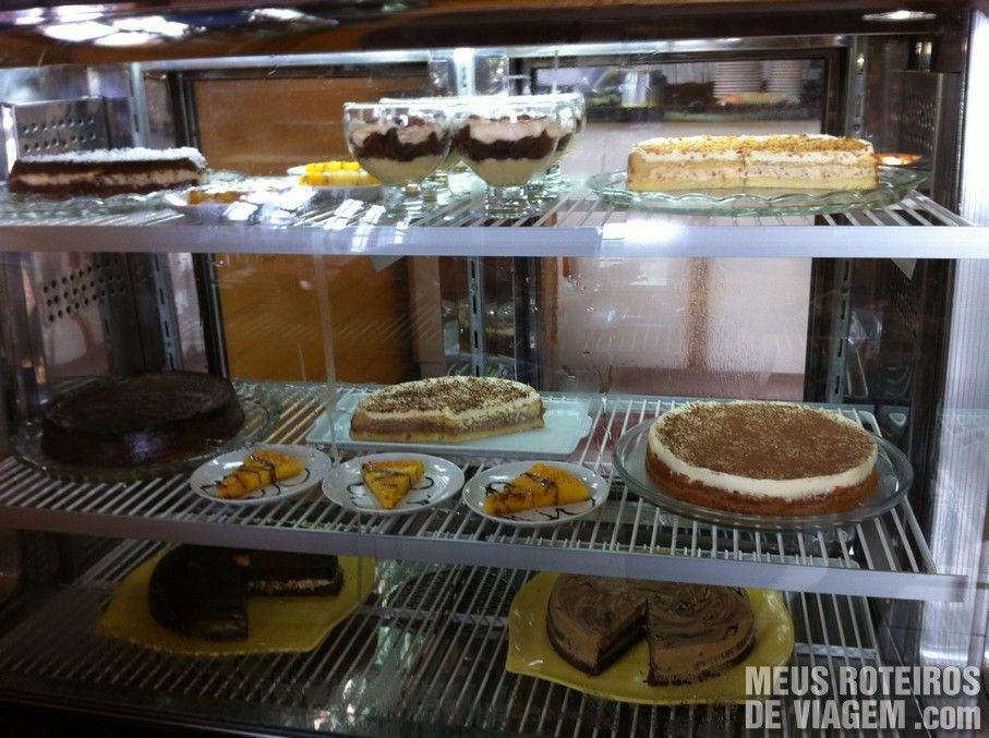 Café Cacupé Confeitaria e Bistrô - Florianópolis