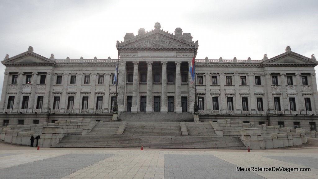 Palácio Legislativo - Montevidéu