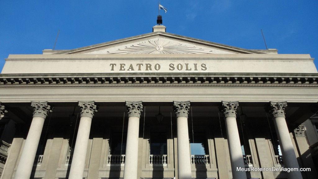 Teatro Solis - Montevidéu