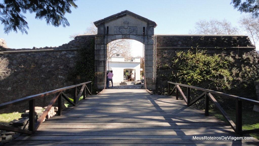 Puerta de la Ciudadela - Colonia del Sacramento