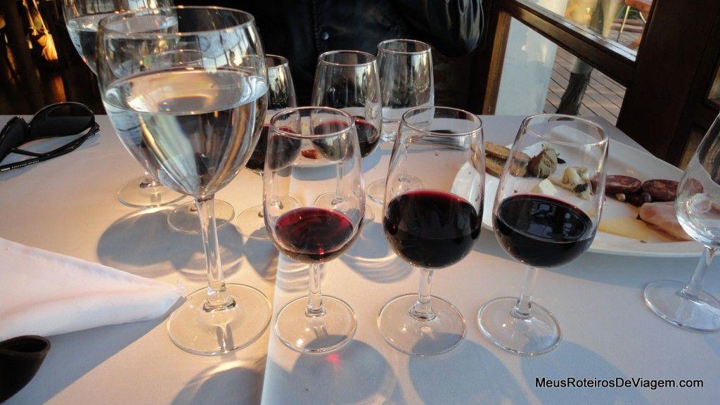 Degustação de Vinhos na Bodega Bouza