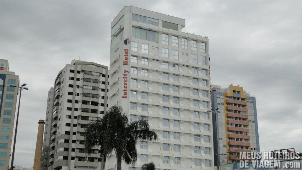 Hotel Intercity Florianópolis