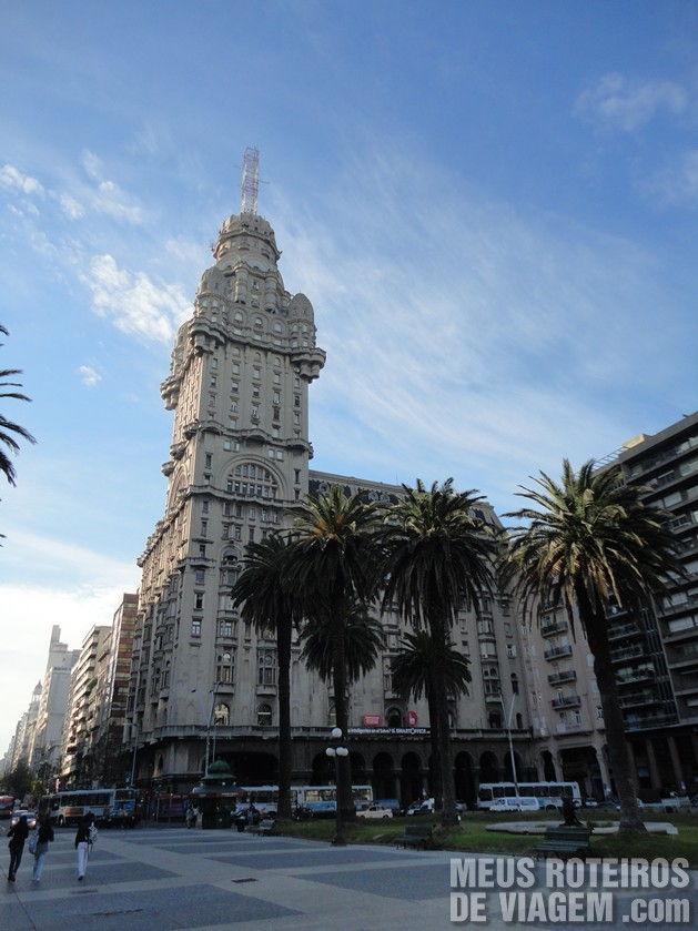Palacio Salvo – Montevidéu, Uruguai