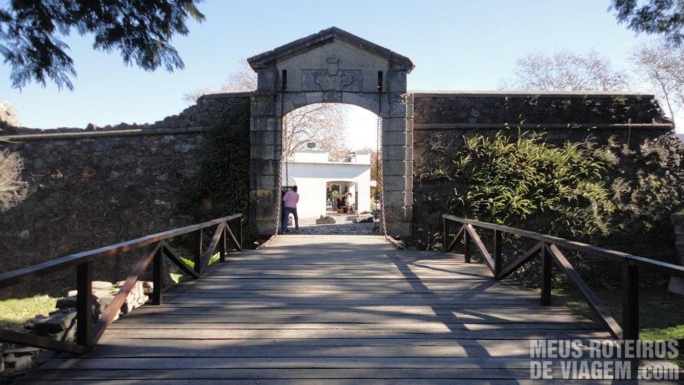 Puerta de la Ciudadela – Colonia del Sacramento