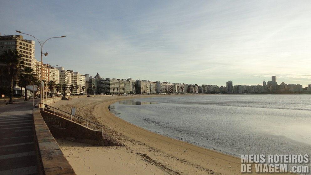Rambla de Pocitos – Montevidéu, Uruguai