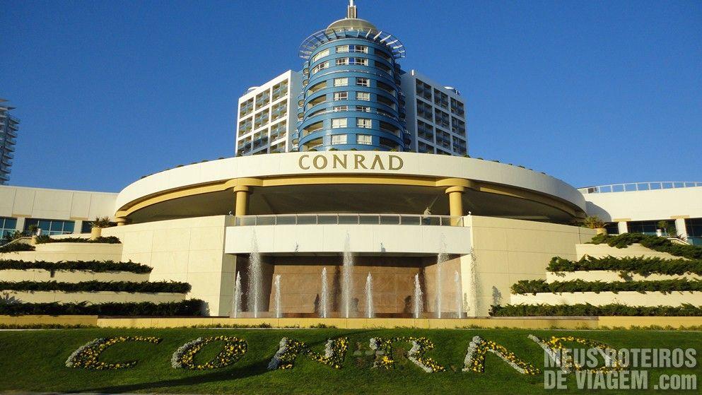 Hotel Conrad – Punta del Este, Uruguai
