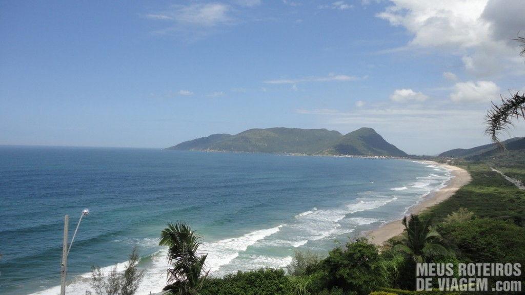 Vista do Mirante do Morro das Pedras