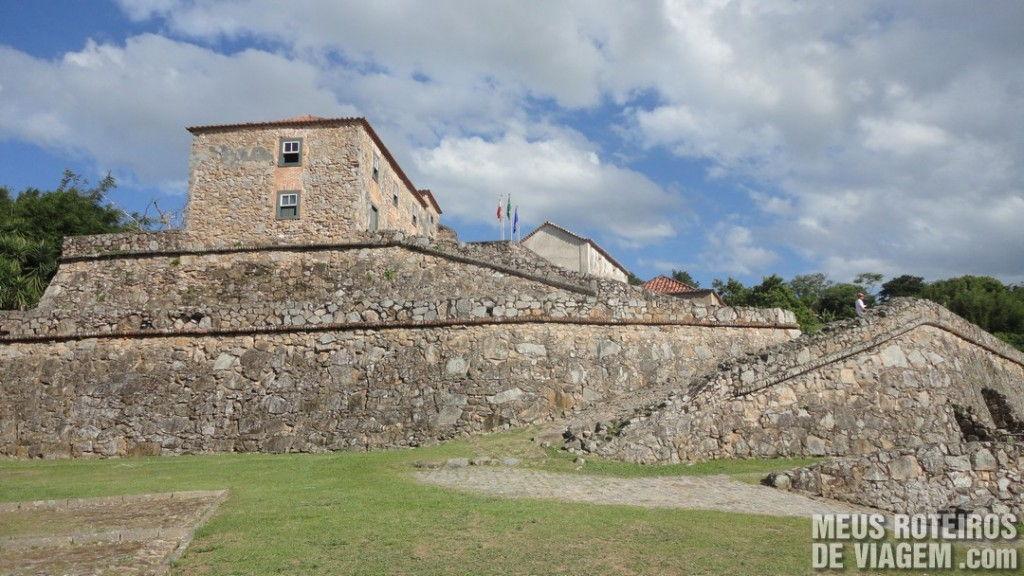 Forte de São José da Ponta Grossa - Florianópolis