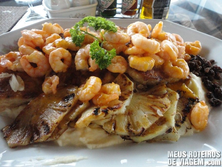Restaurante Santo Mar - Florianópolis