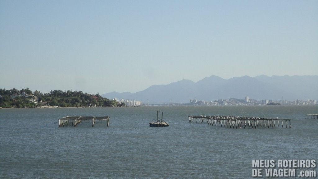 Vista de Santo Antônio de Lisboa - Florianópolis