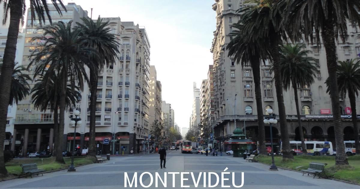 montevideu - centro
