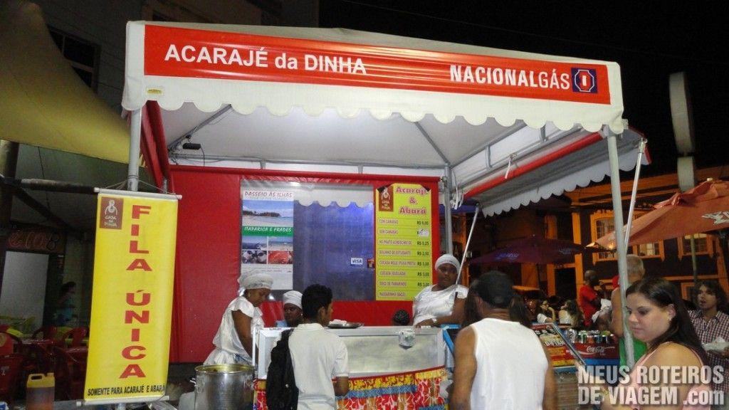 Acarajé da Dinha - Salvador, Bahia