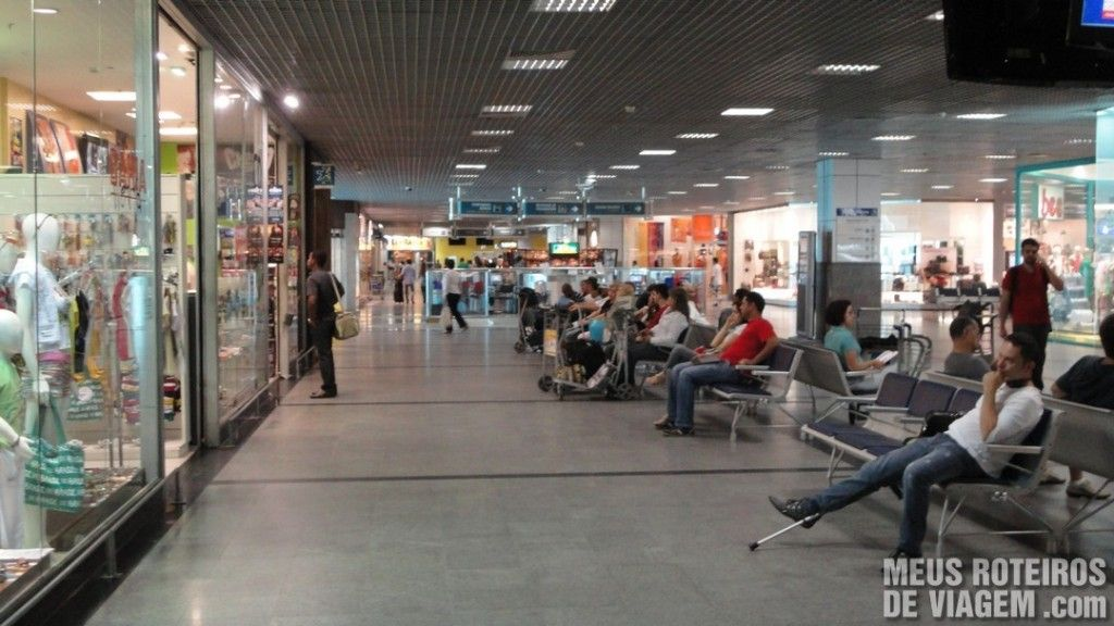 AeroShopping do Aeroporto de Salvador