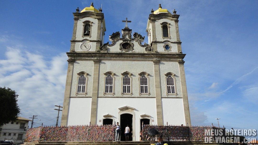 Igreja de Nosso Senhor do Bonfim - Salvador