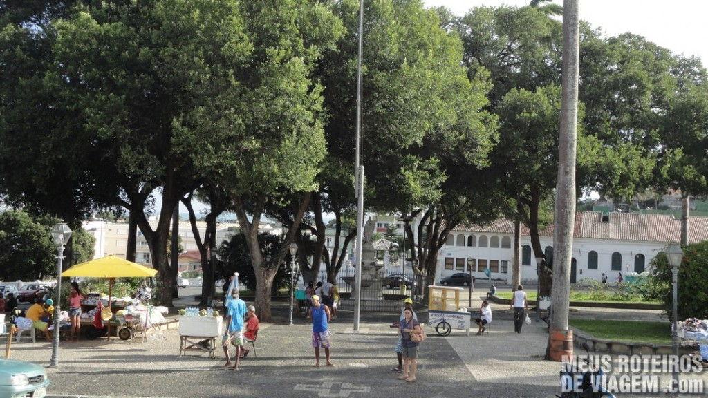 Praça da Igreja de Nosso Senhor do Bonfim - Salvador