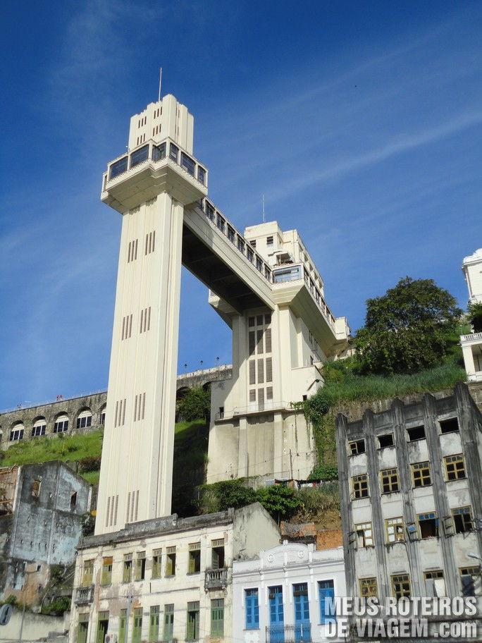 Elevador Lacerda - Salvador, Bahia