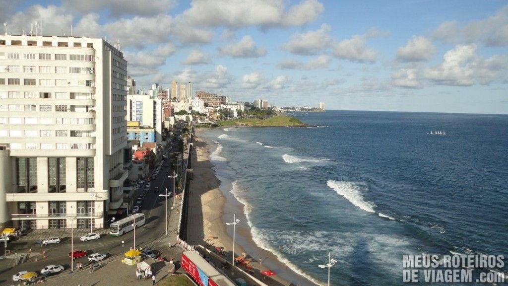 Praia do Farol da Barra - Salvador, Bahia