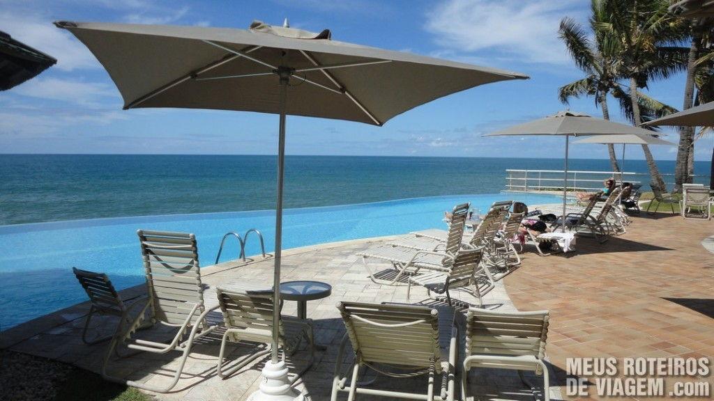 Piscina do Hotel Mercure Salvador Rio Vermelho