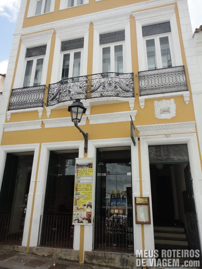 Hotel Casa do Amarelindo / Pelô Bistrô - Pelourinho, Salvador
