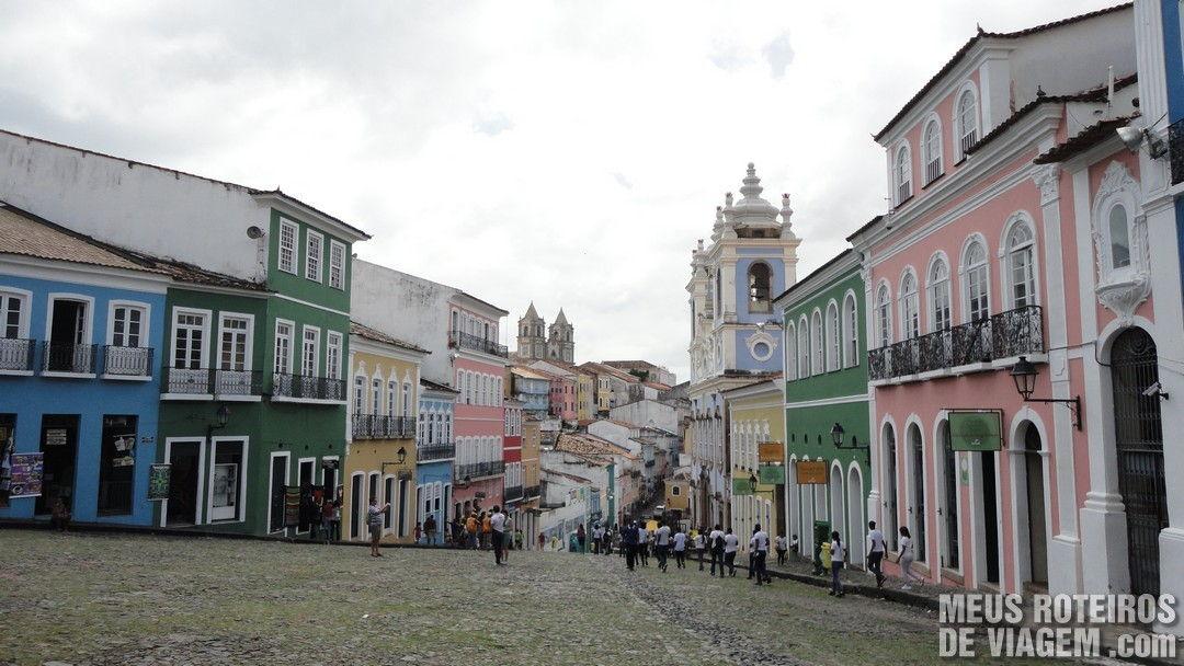 Um Passeio no Pelourinho e no Centro Histórico de Salvador  2c8396411512a