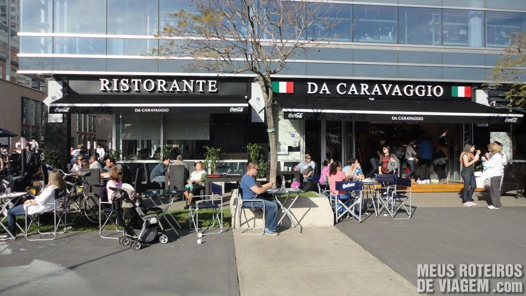 Ristorante Da Caravaggio - Buenos Aires