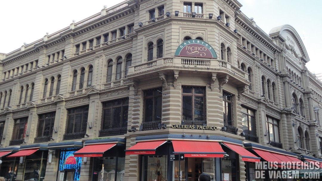Galerias Pacífico - Buenos Aires, Argentina