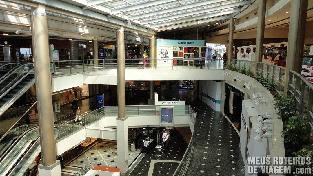 Shopping Paseo Alcorta - Buenos Aires, Argentina