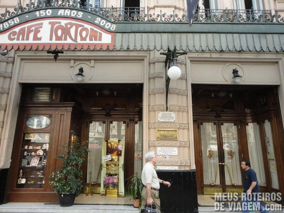 Café Tortoni - Buenos Aires