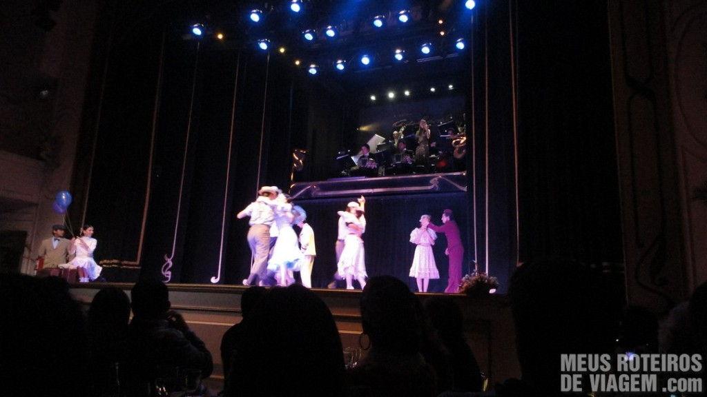 Tango Carlos Gardel - Buenos Aires