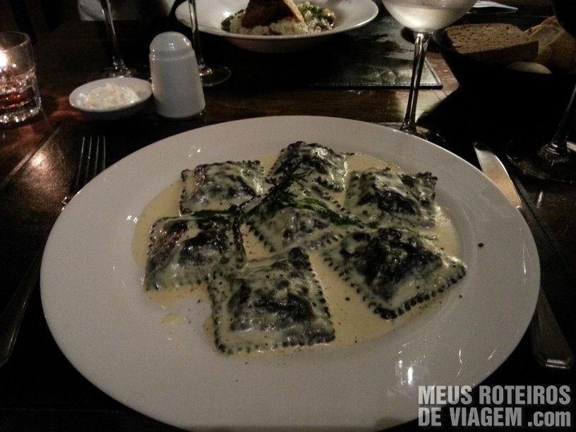 Restaurante Cluny - Buenos Aires