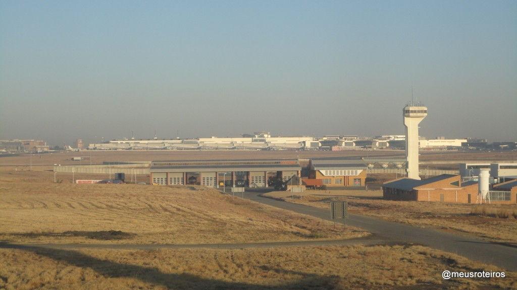 Aeroporto O. R. Tambo - Joanesburgo