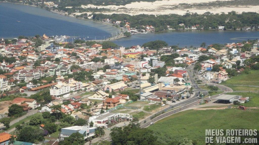 Centrinho da Lagoa da Conceição - Florianópolis
