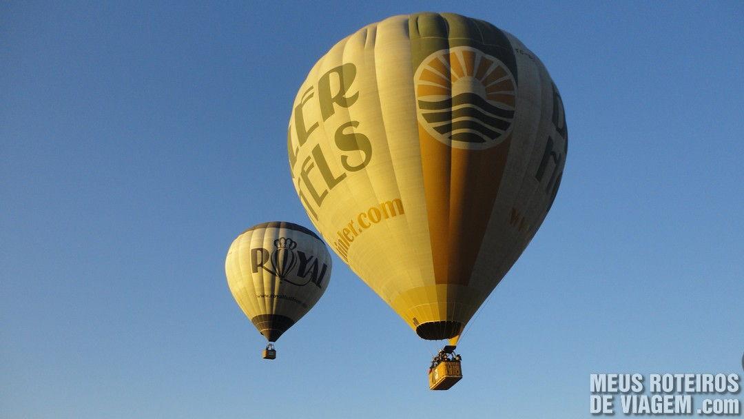 Balão da empresa Royal Balloons - Capadócia, Turquia