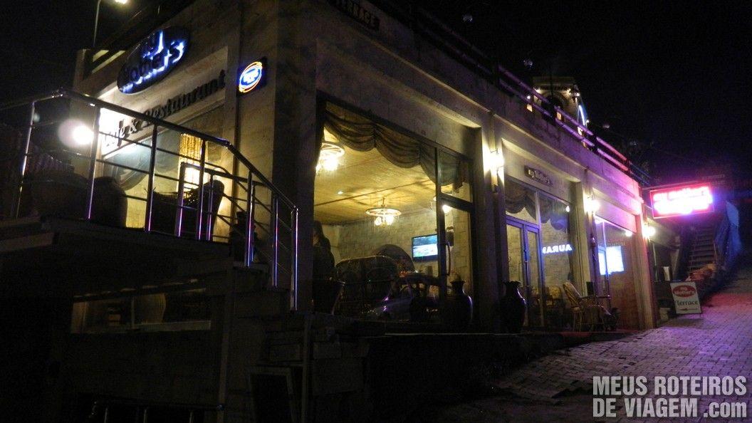 Restaurante My Mother's - Goreme. Turquia