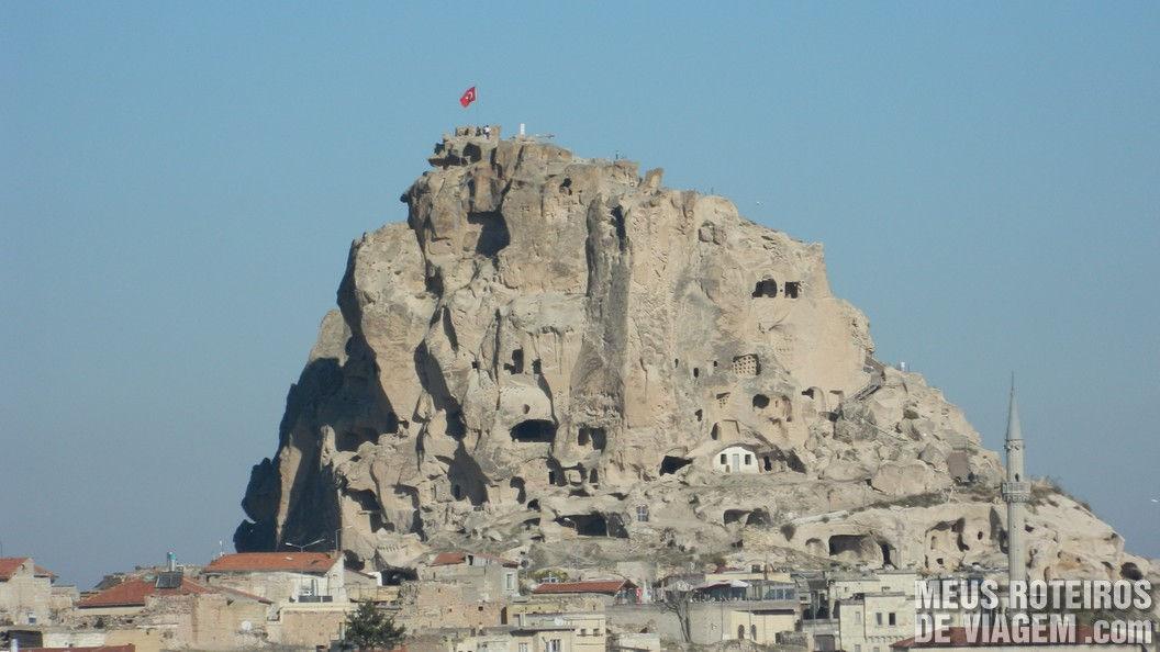 Castelo de Uçhisar - Capadócia, Turquia