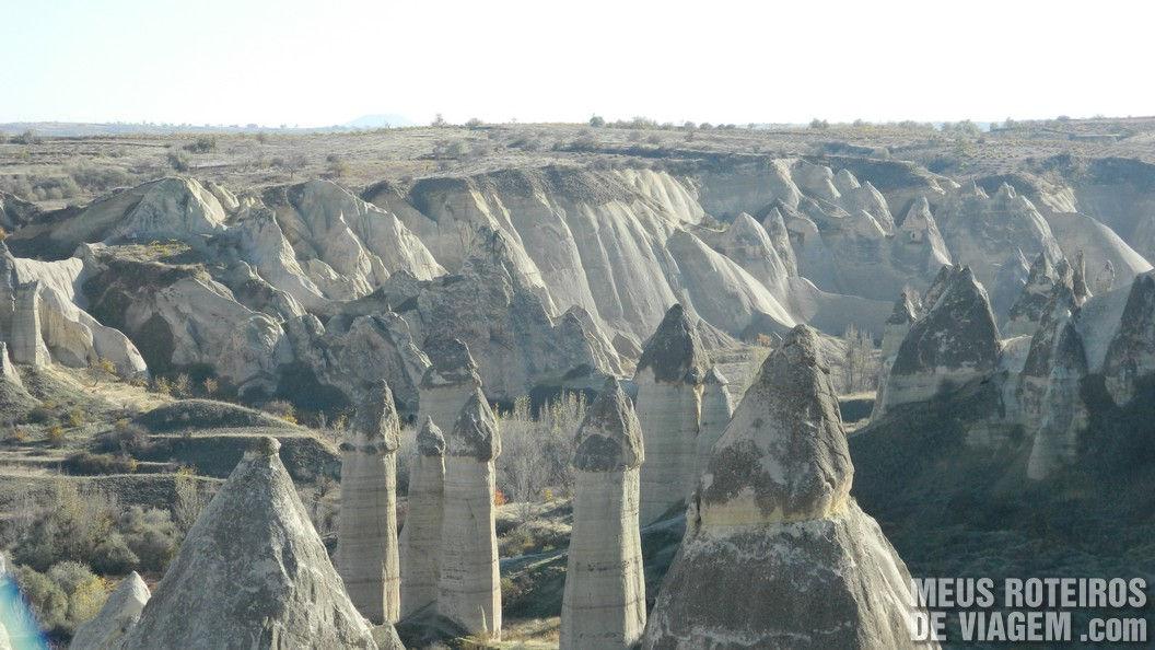 Vale do Amor - Capadócia, Turquia