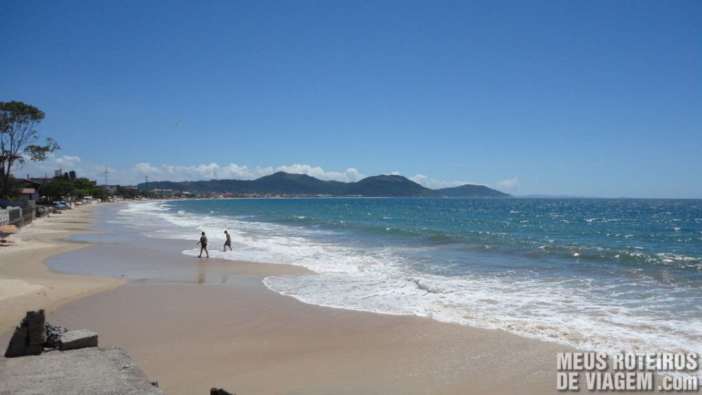 Praia dos Ingleses - Florianópolis / SC