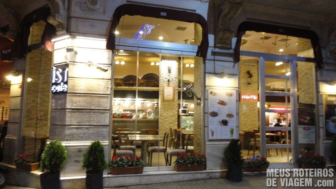 Ist Café - Istambul, Turquia